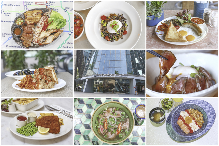 Wheelock Place - Great Deals In The Heart Of Orchard. 1-For-1 Dining Options For 5 Restaurants