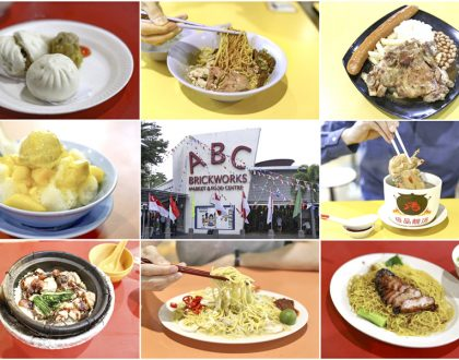 10 Best Stalls At ABC Brickworks Food Centre – Michelin Bib Gourmand Soup And Hokkien Mee, Durian Mango Ice