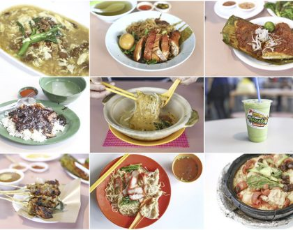Alexandra Village Food Centre - 12 Best Stalls From Claypot Laksa, BBQ Stingray To Avocado Juice