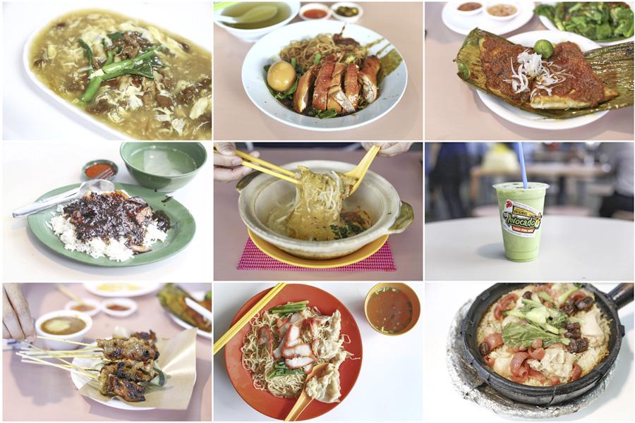Alexandra Village Food Centre - 12 Must Try Stalls From Claypot Laksa, BBQ Stingray To Avocado Juice