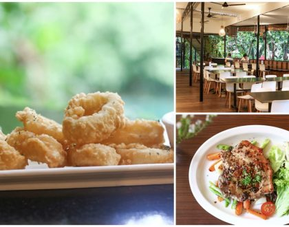 Buzz In The Woods - Western Food And Weekend BBQ Surrounded By Lush Greenery, At Phoenix Park Tanglin Road