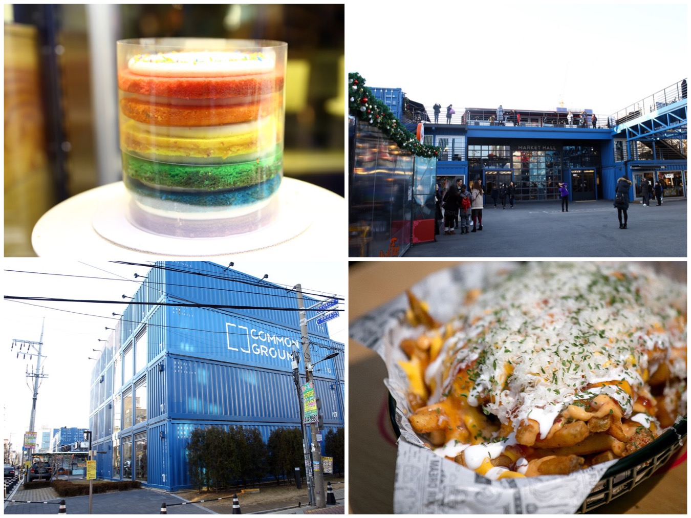 Common Ground Korea - Instagrammable Container Market With Food & Shopping For Youths In Seoul