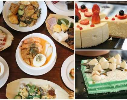 D9 Cakery Hilton Singapore - Ultimate Saturday High Tea Buffet With Singapore Flavours