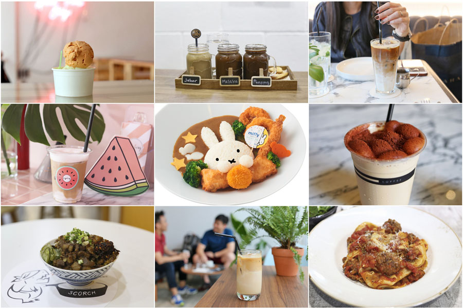 10 NEW Cafés In Singapore October 2017 - Miffy Café, The Glasshouse Cafe, Omotesando Koffee
