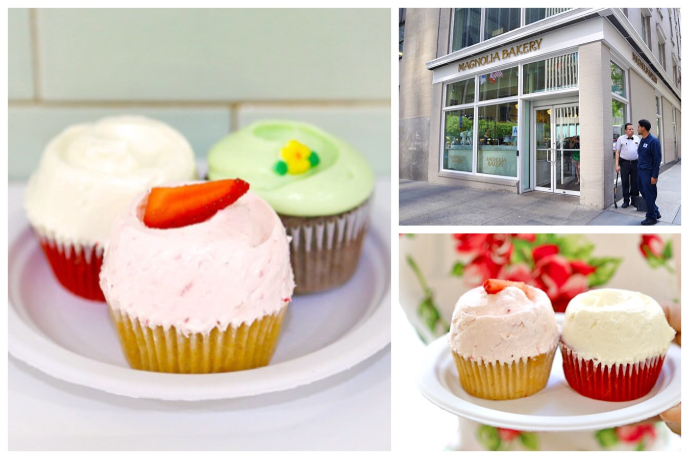 Magnolia Bakery - Cupcake Institution To Visit In New York City, Too Sweet For Me Though