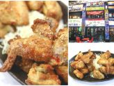 "Oppadak - Korean ""Fried"" Chicken That Is Baked. Chimaek For Supper At Myeongdong, Seoul"
