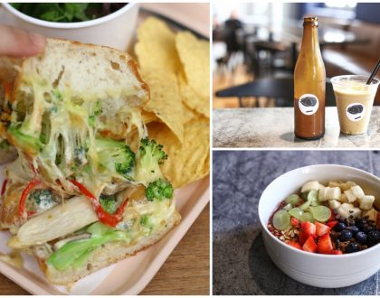 1KS by Park Bench Deli - Hip Sandwich Makers Diversifies To Keong Siak With New Cafe
