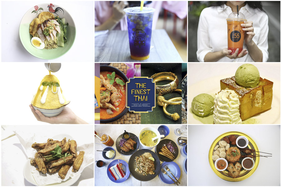 The Finest Thai - After You Is Here In Singapore! 100 Over Brands You Can Expect 8-10 Sep, At The Royal Thai Embassy
