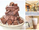 Cacao Green 카카오그린 - Triple Chocolate Bingsu And Delicious Hot Chocolate Drinks, At Myeongdong Seoul