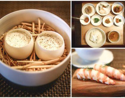 Mingles - Best Ranked Restaurant In Seoul, Inventive Modern Korean Cuisine By Chef Mingoo Kang