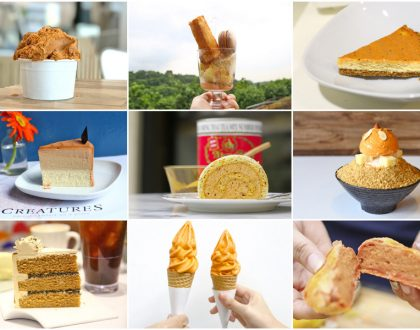 18 Best Thai Milk Tea Desserts In Singapore - Aroy Mak Mak Thai-rrific Treats, From Softserve, Swiss Roll To Bingsu