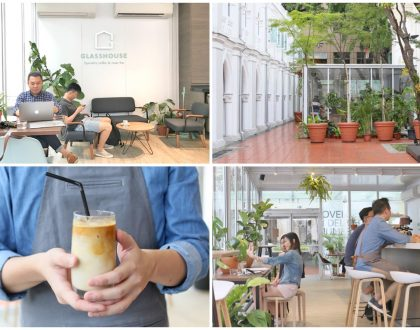 The Glasshouse - Hidden Specialty Coffee and Toast Bar At CHIJMES, Cafe That Is Chio-Max