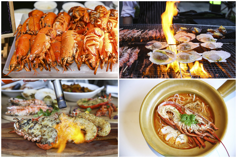 Lime - 'What the Shell' Seafood Buffet Extravaganza, With Lobsters, Crabs And The Freshest Shellfish