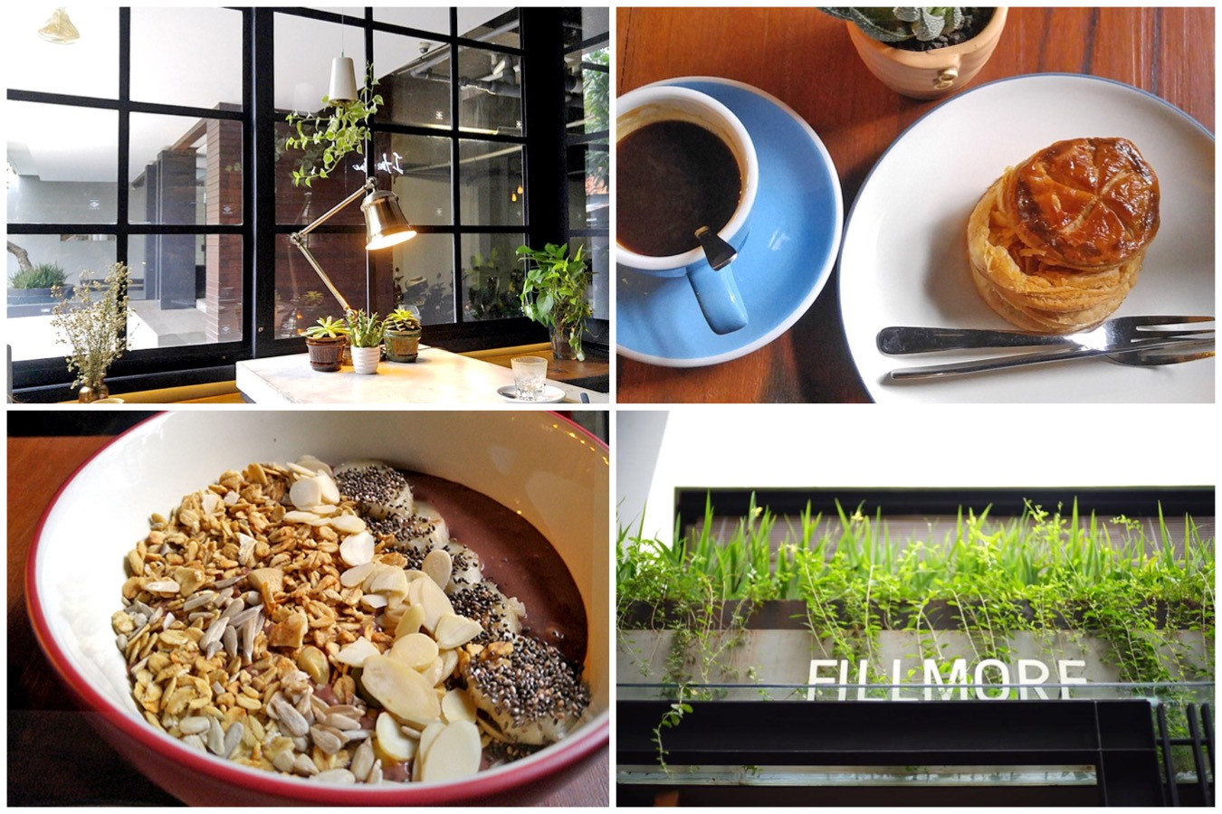 Fillmore Coffee - Hidden Café Gem At Kuningan, Jakarta. For Good Coffee And Smoothie Bowls
