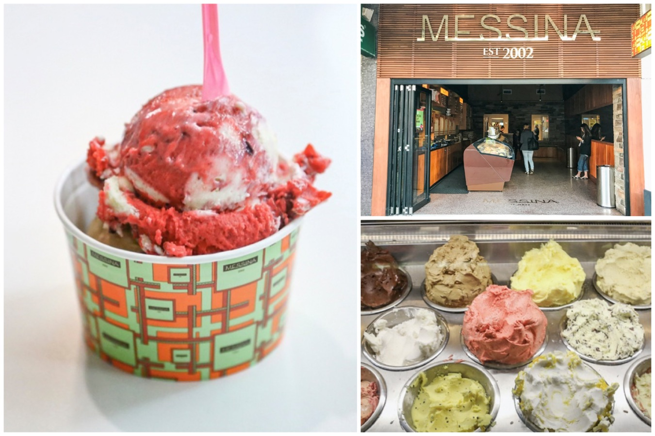 Gelato Messina - The Most Popular Gelato Shop In Sydney Australia, With Several Funky Flavours