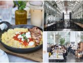 The Skyfarm - Most Gorgeous Cafe In Seoul With Han River View, Brunch Items From Around The World
