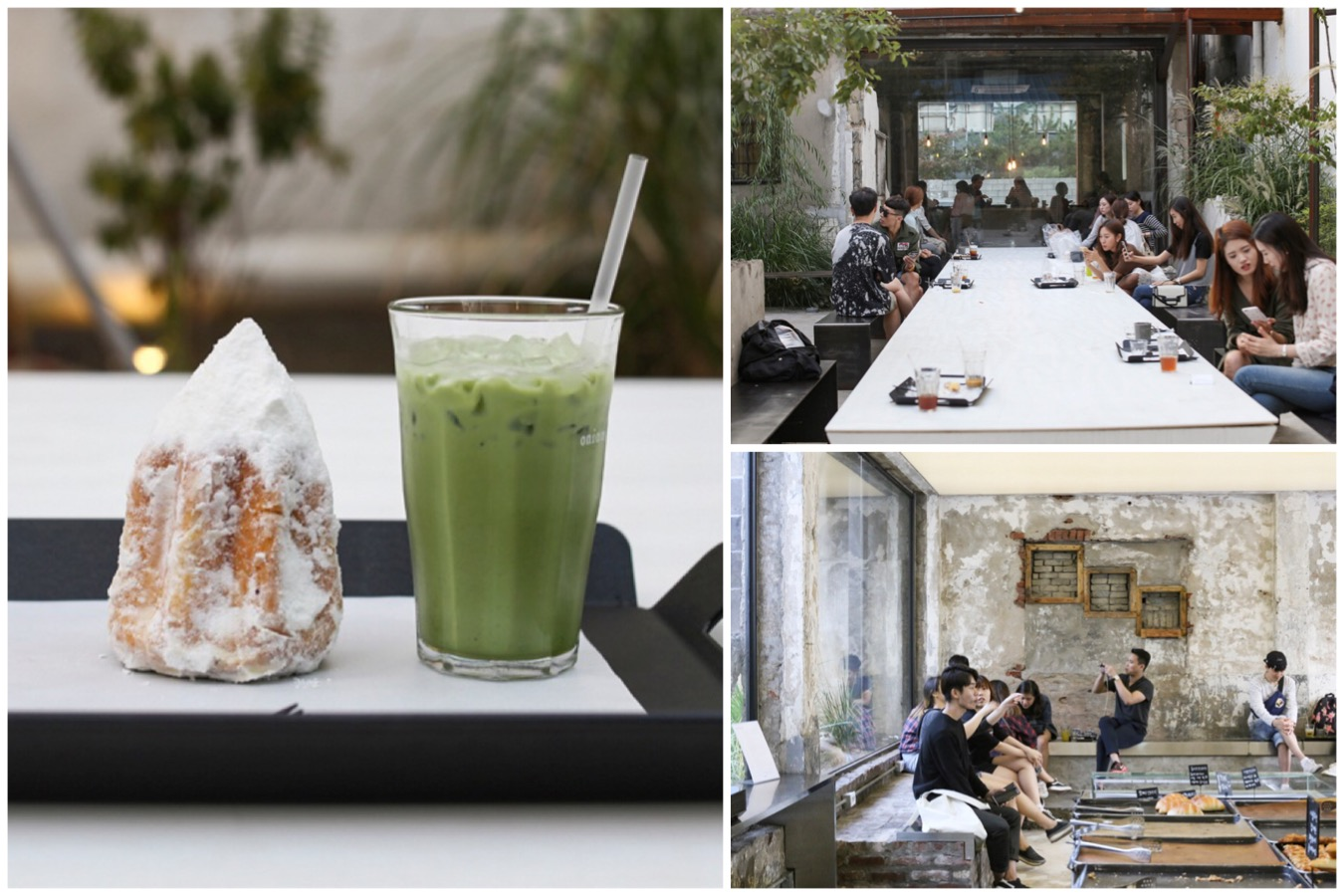 """Café Onion - The Hippest Café To Visit In Seoul Spells """"Industrial Chic"""" All Over. At Seongsu-dong, The Brooklyn of Seoul"""