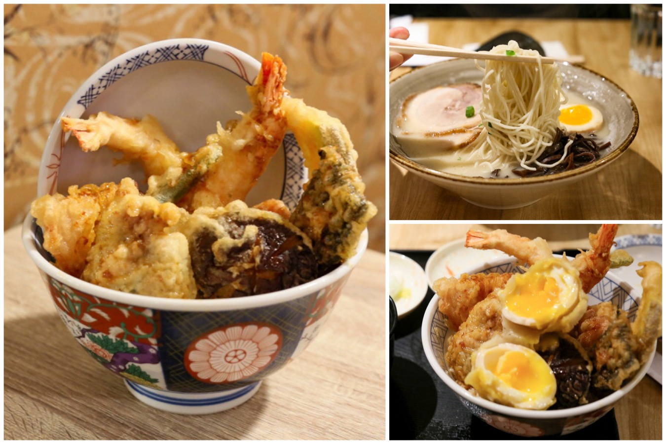 Tempura Ten Ten - Unagi Tendon And Yuzu Ramen Shop At Raffles City
