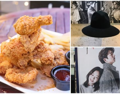 "BBQ Olive Chicken - ""Goblin"" Korean Fried Chicken Cafe In Seoul, Chimaek For K-Drama Fans"