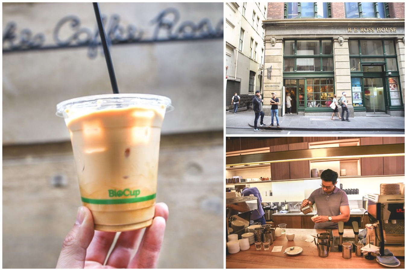Dukes Coffee Roasters - A Must Visit For Coffee Lovers, At Flinders Lane Melbourne