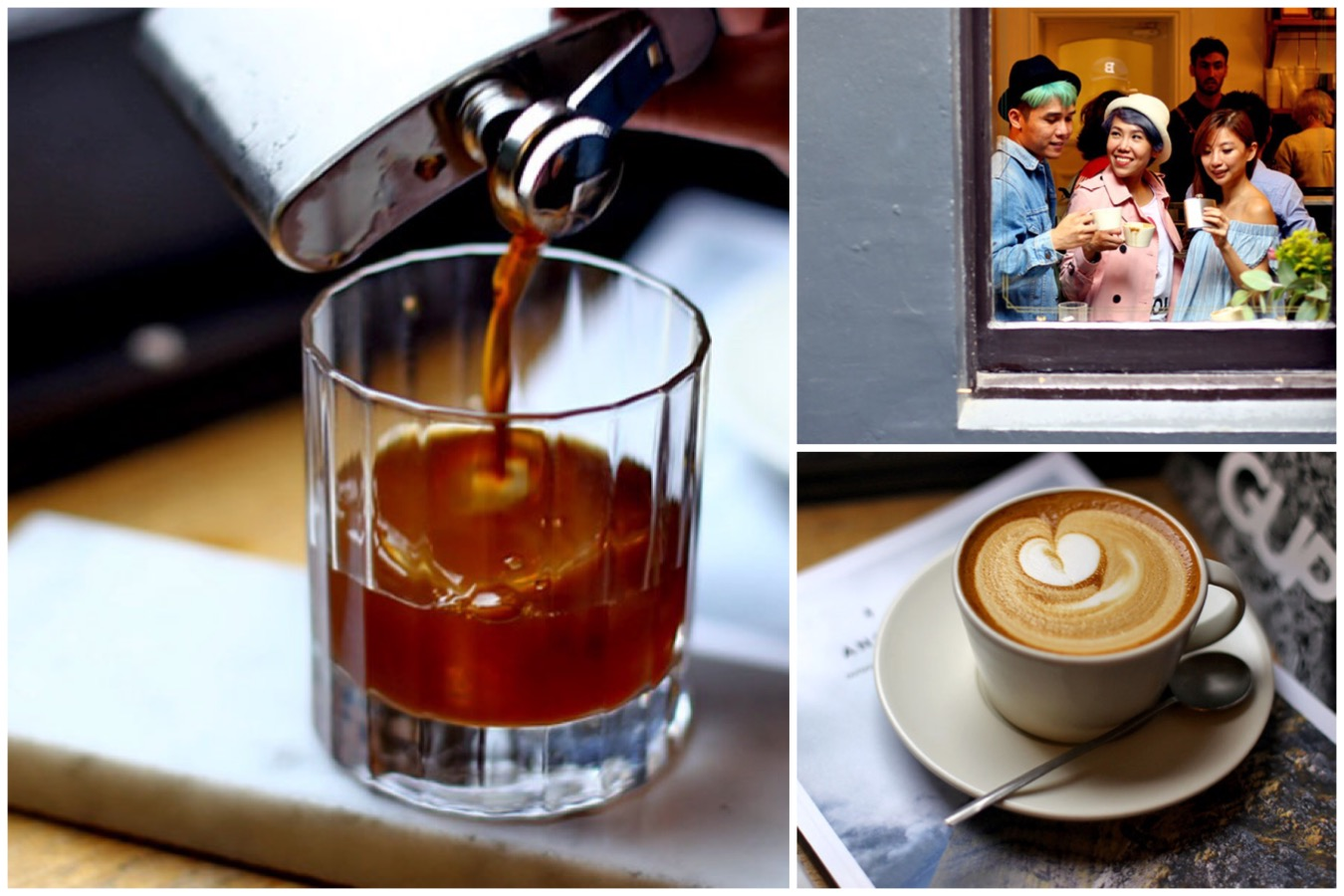 """Patricia Coffee Brewers – Named """"Best Coffee In Australia"""", At Little Bourke Street Melbourne"""