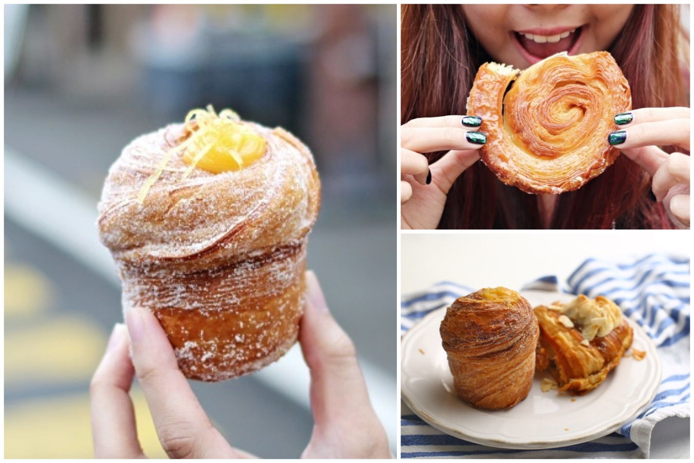Lune Croissanterie - Possibly The Most Raved About Bakery In Melbourne, For Cruffins And Croissants