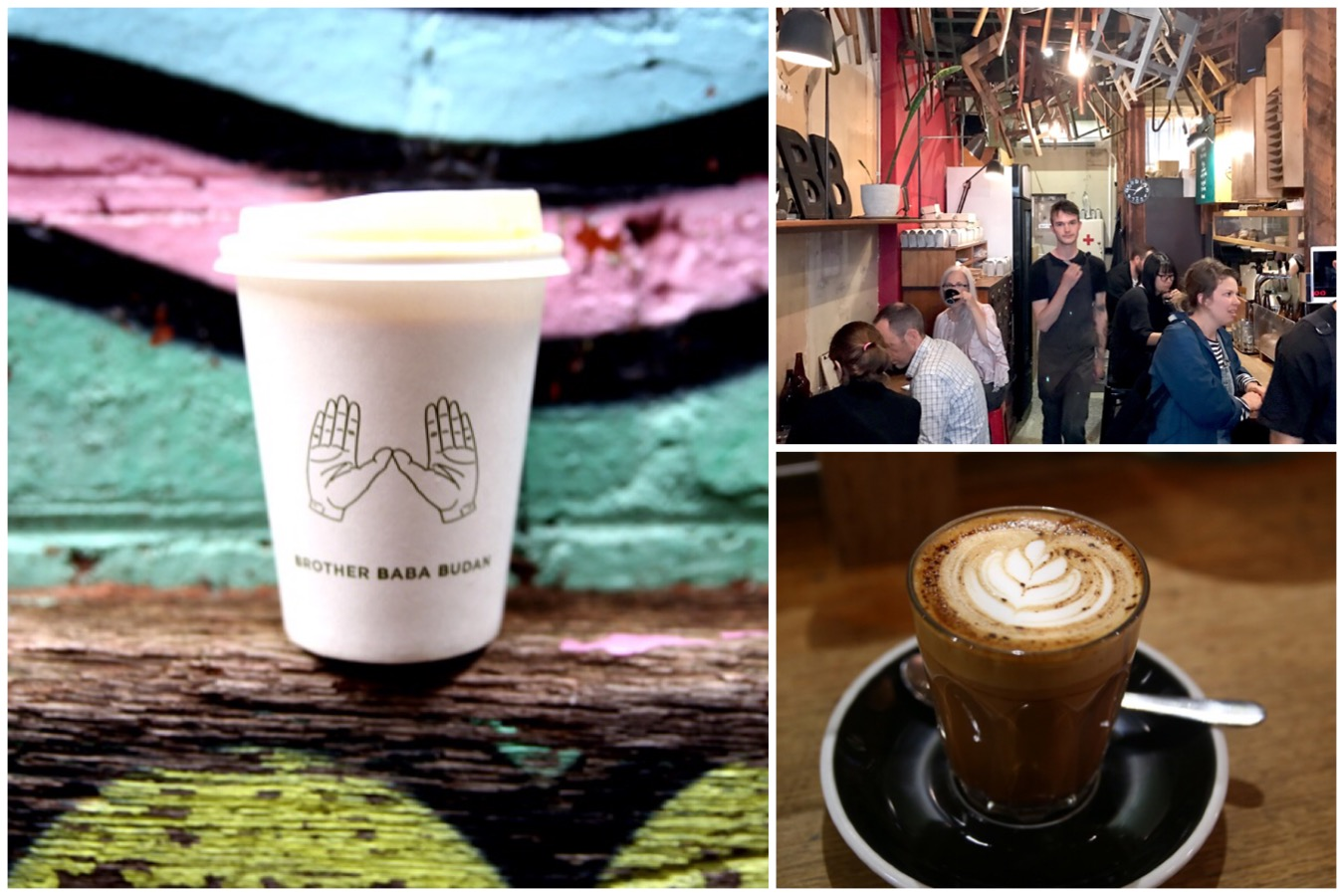 Brother Baba Budan - One Of The Best Coffee Places In Melbourne's CBD, At Little Bourke Street