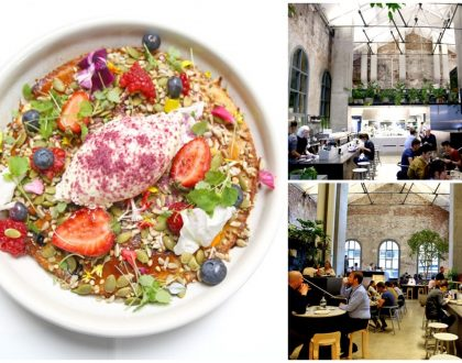 Higher Ground - Melbourne Coolest Cafe In The CBD Is A Must Visit, For Brunch And Ricotta Hotcakes