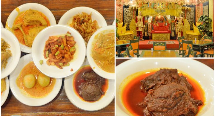 Natrabu Minang – Famous Minang Padang Restaurant In Jakarta, With Tasty Dendeng Named After Mahathir