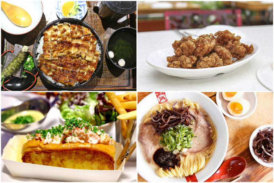 10 NEW Restaurants Singapore October 2017 - Man Man Unagi, Ramen Nagi, Savourworld, Pince & Pints