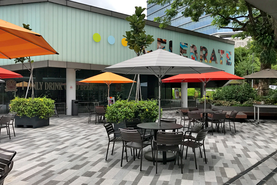 10 new restaurants singapore october 2017 man man unagi for Garcons restaurant singapore