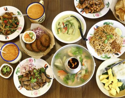 Pope Jai Thai – Thai Restaurant At SCAPE Orchard, Employs People With Special Needs And Disabilities