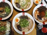 Ramen Nagi – Famed Ramen Chain From Japan In Singapore At Suntec City. This Is One Ramen You Won't Want To Miss