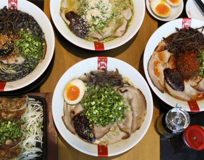 Ramen Nagi – Famed Ramen Chain From Japan Opening In Singapore At Suntec City. This Is One Ramen You Won't Want To Miss