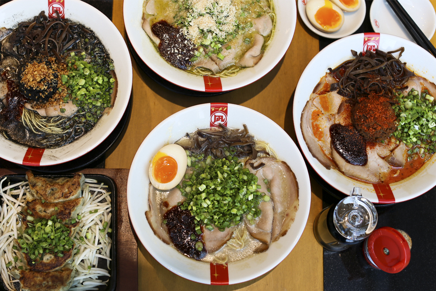 Ramen Nagi – Famed Ramen Chain From Japan In Singapore At Suntec City