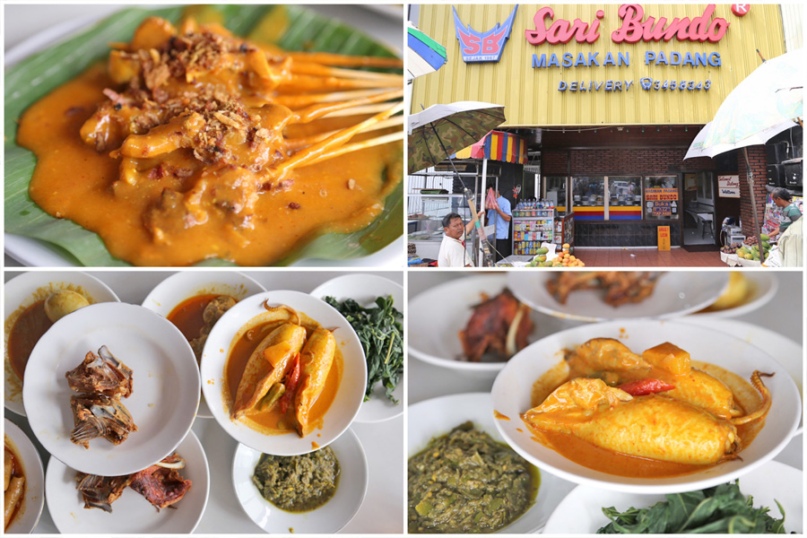 Sari Bundo – Culture Shock At A Padang Restaurant In Jakarta Indonesia