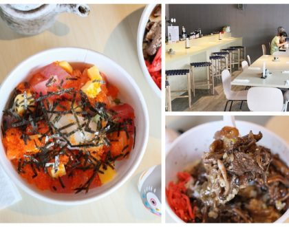 Tokyo Joe - Chirashi And Truffled Gyudon In The Day, Grilled Skewers At Night. At Savourworld Science Park