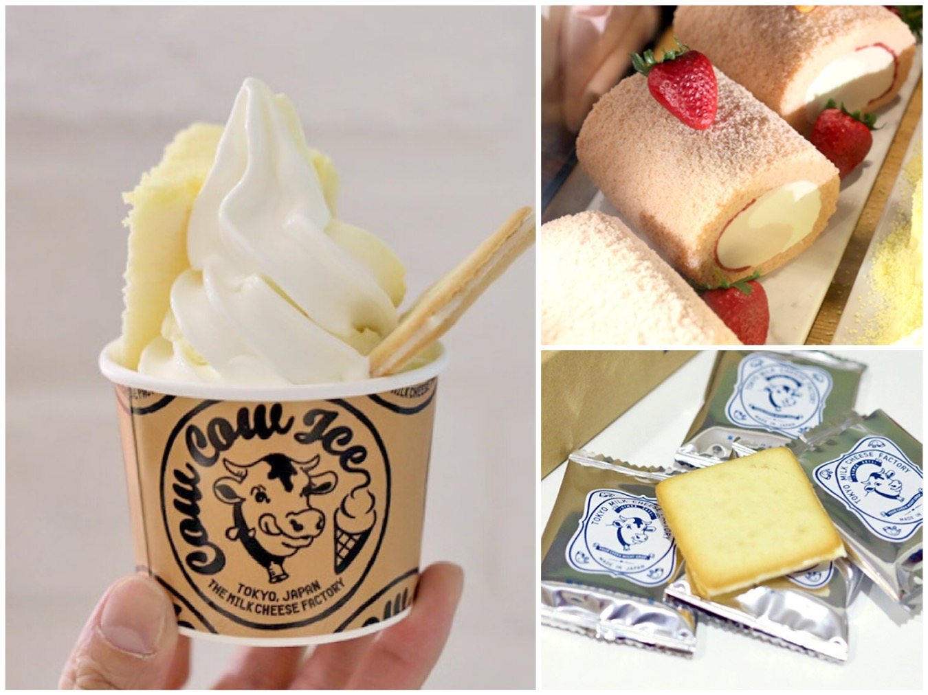 Tokyo Milk Cheese Factory Singapore - Popular Cheese Cookie Shop Opens At Raffles City, Also With Cheese Sundae