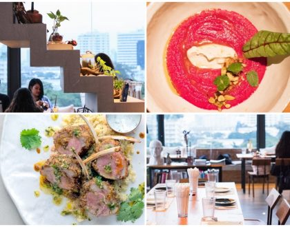 Nowhere – Rooftop Restaurant With Eurasian Cuisine And Amazing View, In the Heart Of Ekkamai, Bangkok