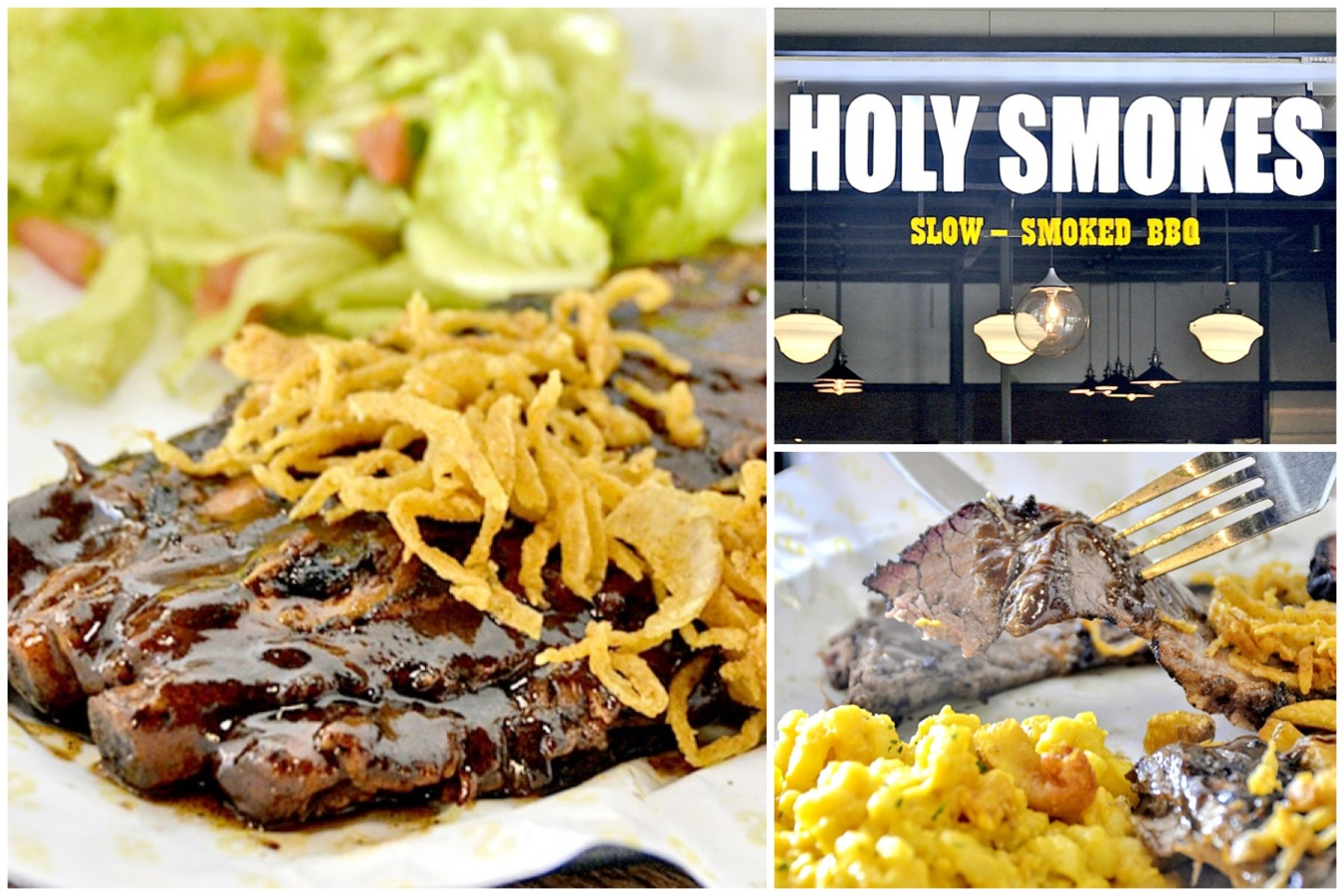 Holy Smokes - Popular Texas Style Slow-Smoked BBQ Restaurant In Jakarta, For Beef Ribs & Briskets