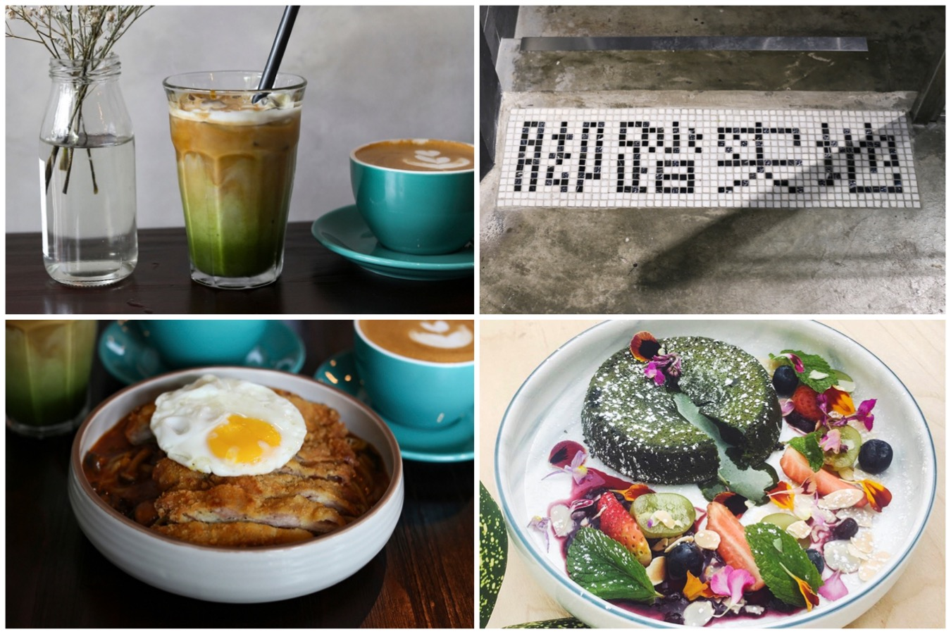 Thus Coffee - Humble Cafe With Hearty Brunch Of Chicken Stew And Jjolmyeon, At Upper Thomson
