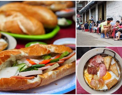 Banh Mi Hoa Ma - Best Banh Mi In Ho Chi Minh? Crispy Vietnamese Baguette Stalls Opens Only Till 10AM