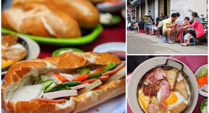 Banh Mi Hoa Ma - Best Banh Mi In Ho Chi Minh? Crispy Vietnamese Baguette Stalls Opens Only Till 10AM