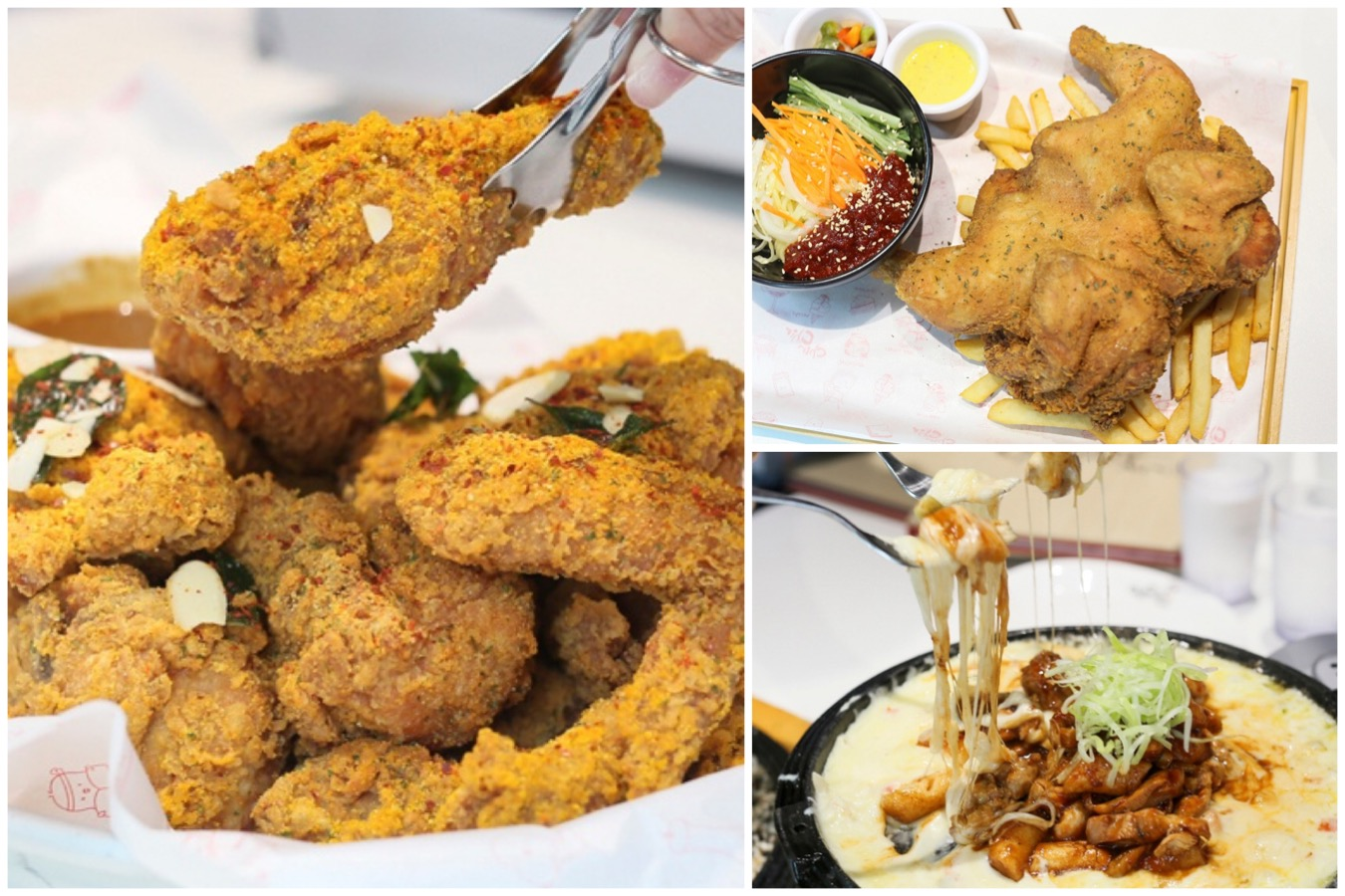 Chir Chir - Addictive Korean Fried Chicken. Get 2nd Chicken Dish At Only $1.11* On 11th Nov