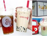 Gong Cha Singapore - Reopening At SingPost Centre With NEW Drinks, 1st Dec (Fri) 12PM