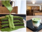 Matcha One - The BEST Matcha Cafe in Taipei. Seriously Number One. At Yong Kang Street And Zhongxiao Road