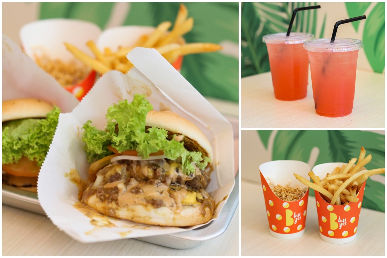 [Closing] B Burger - Benjamin Barker Burgers With Japanese Flavours At Orchard Cineleisure. Closing 1st May