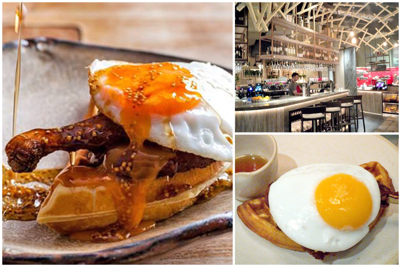 Duck and Waffle Local – Famous Duck & Waffle Place Opens Fast Casual Restaurant, At St James London