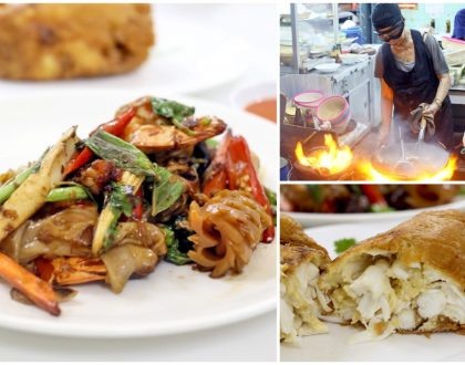 Raan Jay Fai - 1 Michelin Star Bangkok Street Hawker, For Drunken Noodles And Crab Omelette