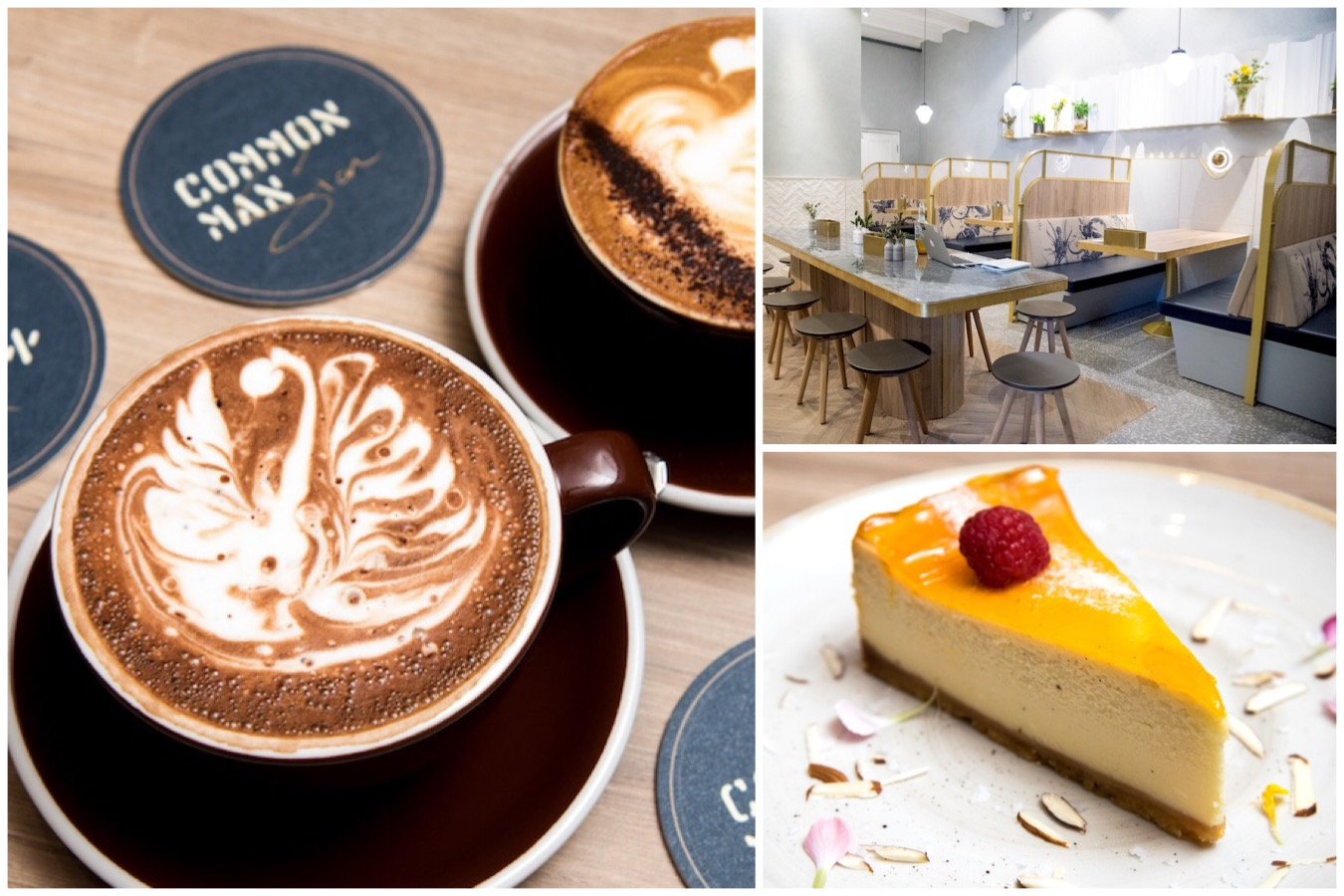 Common Man Stan - Popular Brunch And Coffee Place Opens 2nd Branch In The CBD, At Stanley Street